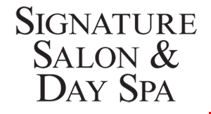 Signature Salon & Day Spa logo