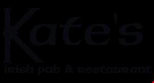 Kate's Irish Pub logo