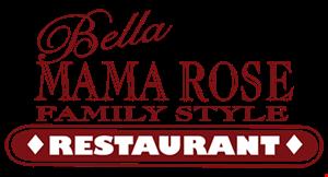 Bella Mama Rose Family Style Restaurant logo