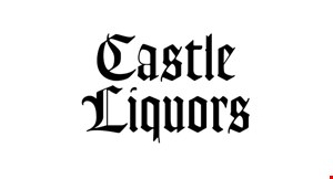 Product image for Castle Liquors 15% off all wines