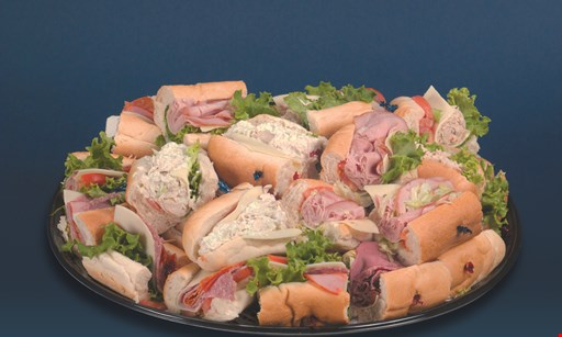 Product image for Steak & Hoagie Factory FREE hoagie buy 2 hoagies, get 1 free.