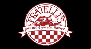 Fratelli's Pizza & Pasta House logo