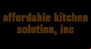 Affordable Kitchen Solution logo