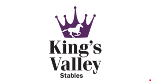 King's Valley Stables logo