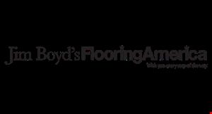 Jim Boyd's Flooring America logo