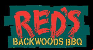 Reds Backwoods BBQ logo