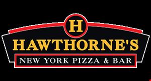 Hawthorne's Pizza logo