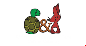 Mike's Tortoise and Hare Cafe & Caterers logo