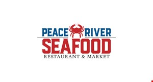 Peace River Seafood Market logo