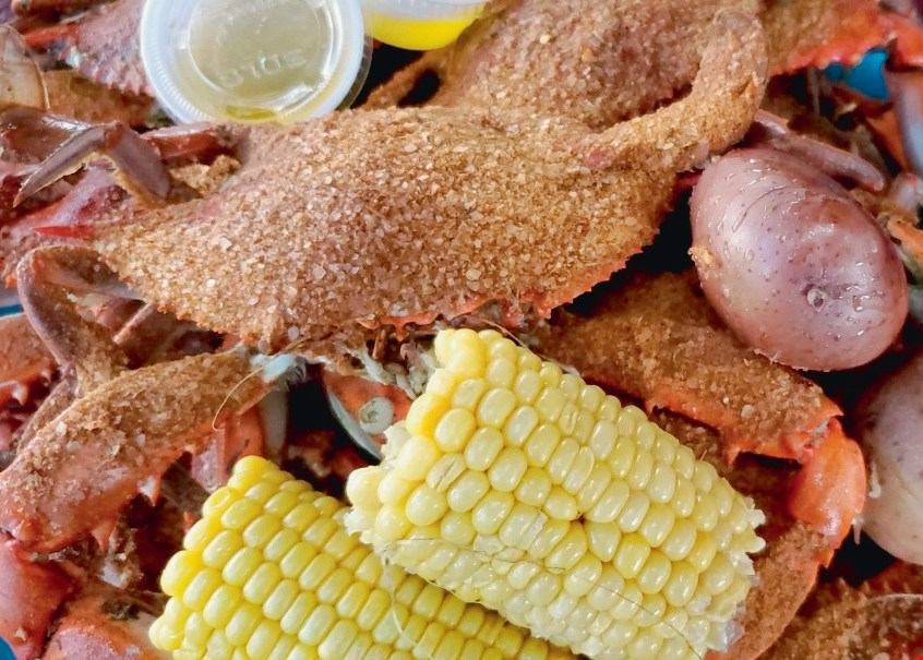 Product image for Peace River Seafood Market $5 OFF entire purchase of $30 or more.