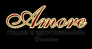 Amore Italian Mediterranean Cuisine logo