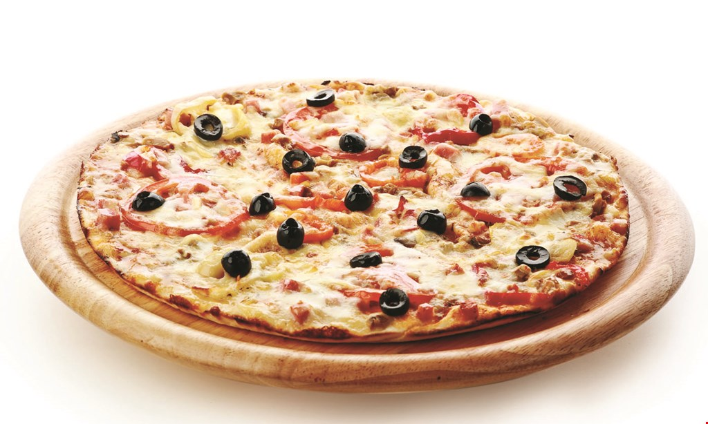 Product image for Petrillo's Pizza Pub & Grill $10 off any pickup, dine in or delivery order of $50 or more one coupon per order