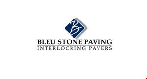 Bleu Stone Paving logo