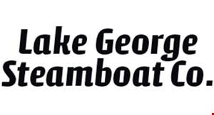 Lake George Steamboat Company logo