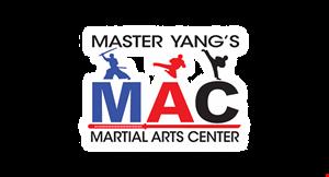 Master Yangs Martial Art Center logo