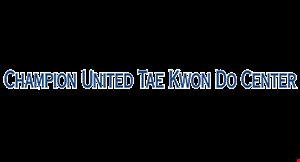 I S United Tae Kwon Do Center logo