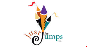 Just for Jumps Inc. logo
