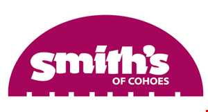 Smith's of Cohoes logo