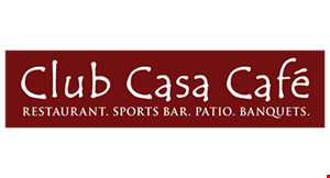 Club Casa Cafe logo
