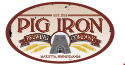 Pig Iron Brewing Company logo