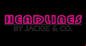 Headlines By Jackie & Co. logo