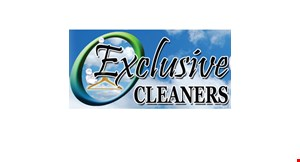 Exclusive Cleaners logo