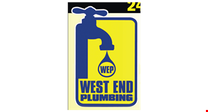 Product image for West End Plumbing $40 Off any garbage disposal installation.