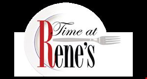 R'Time at Rene's logo