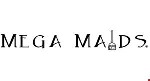 Mega Maids logo