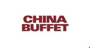 CHINA BUFFET logo