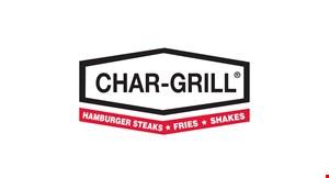 Char-Grill logo