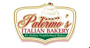 PALERMO'S ITALIAN BAKERY logo