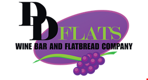 DD Flats Wine Bar and Flatbread Company logo