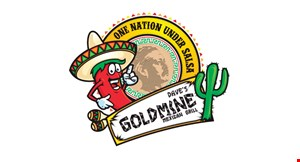 Gold Mine Mexican Grill logo