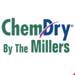Chem Dry by the Millers logo