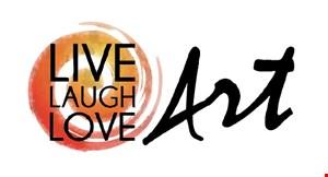 Live Laugh Love Art logo