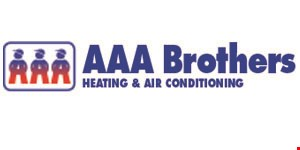 AAA Brothers Heating & Air Conditioning logo