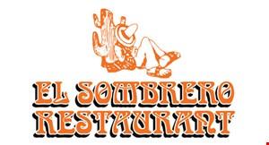 El Sombrero Restaurant logo