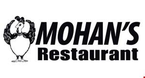 Mohan's Restaurant logo