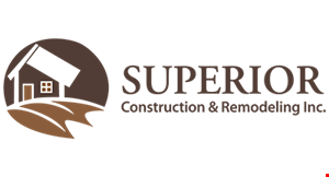 Superior Construction Remodeling logo