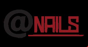 @Nails logo