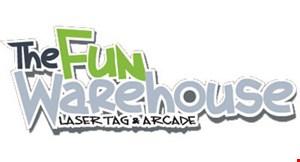 Fun Warehouse logo