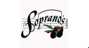 Soprano's Deli & Catering logo