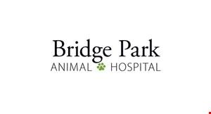 Bridge Park Animal Hospital logo