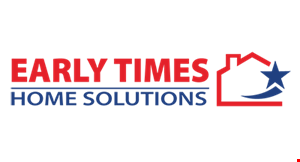Early Times Home Solutions logo