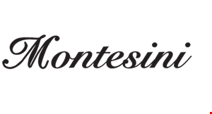Montesini Pizza logo