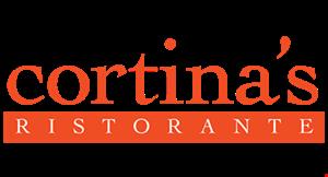 Cortina's Pizzeria logo