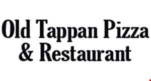 Old Tappan Pizza logo