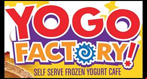 Yogo Factory logo
