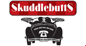 Product image for Skuddlebutts $20 Off any catering order